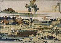Hokusai-automne
