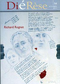 Dierese 54 - Richard Rognet