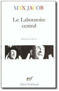 Max Jacob- Le laboratoire central