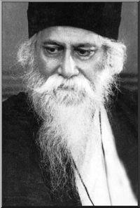 autre portrait de Tagore