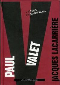 Paul Valet par Jacques Lacarriere