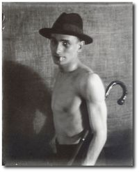 Philippe Soupault en 1922, Photo Man Ray