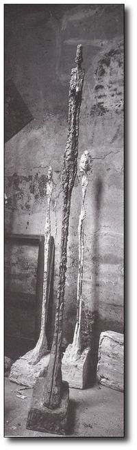 Giacometti - Grande femme debout