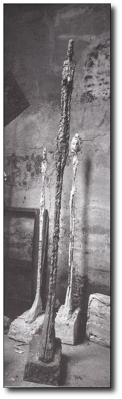 Giacometti-grande femme debout1950b