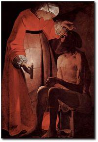 Le Prisonnier de Georges de La Tour