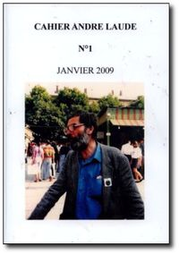 Cahier André Laude n°1