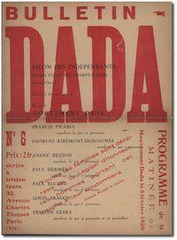 Bulletin Dada n°6