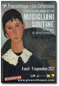 Expo Modigliani Soutine