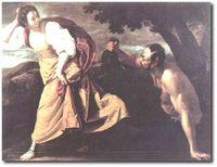 Artemisia, Corsica et le satyre