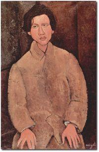 Modigliani, Chaïm Soutine