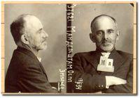Mandelstam, photos de prison