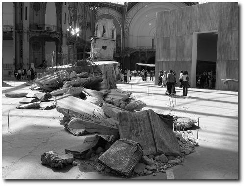 A. Kiefer, Monumenta 2007,  © PPKobel