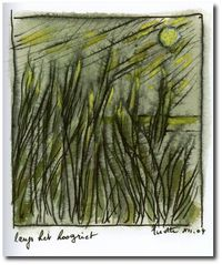Peinture de Jean-Claude Pirotte