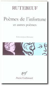 Rutebeuf-poemesdelinfortune
