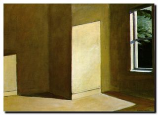 Hopper, Sun in an empty room (1963)