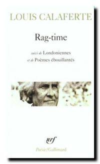Louis Calaferte, Rag-time