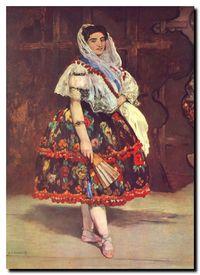 Manet, Lola de Valence