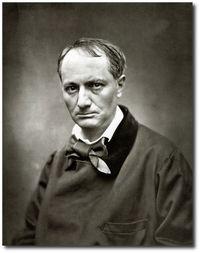Baudelaire photographié par Nadar