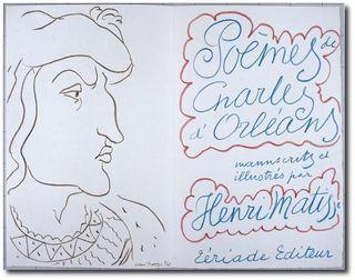 Charles d'Orléans illustré par Matisse