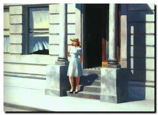 Hopper, Summertime, 1943