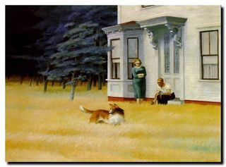 Hopper, Cap Code evening (1939)