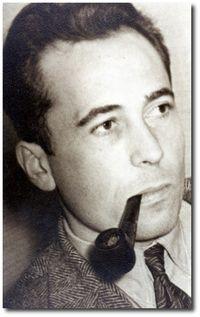 Edmond Dune en 1950
