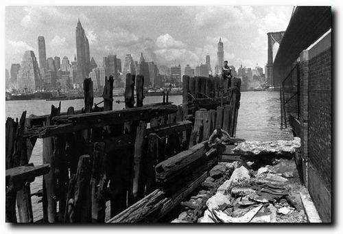 New-York, photo Henri Cartier-Bresson