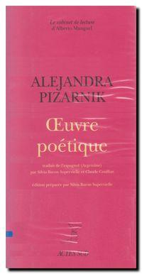 Pizarnik_oeuvre poetique
