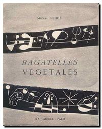 Miro, Bagatelles végétales