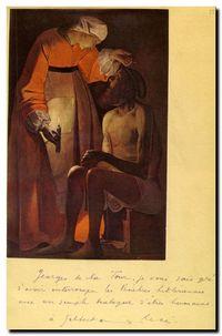 Georges de La Tour, Le prisonnier