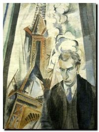 Robert Delaunay, Philipe Soupault poète
