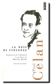 Paul Celan, La rose de personne