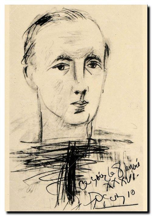 Picasso | Éluard 1936
