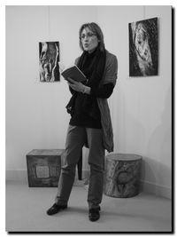 Lecture à l'Entrepôt, © PPierre Kobel