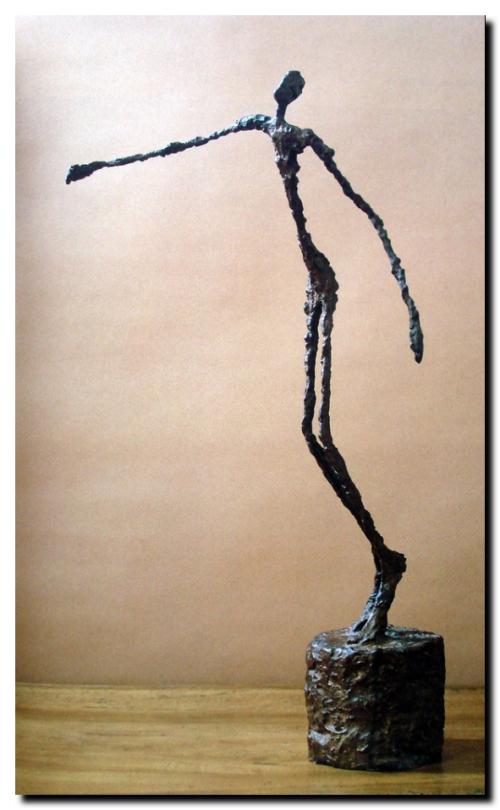 Giacometti | L'homme qui chavire
