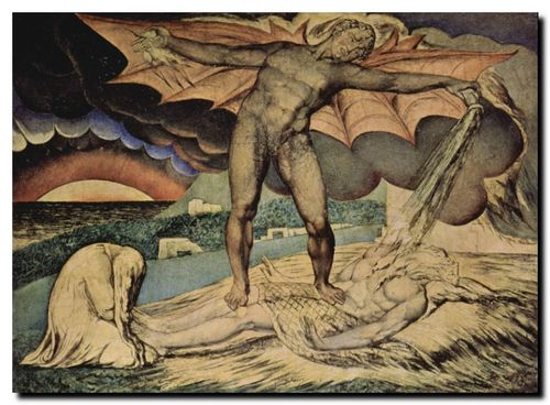 William Blake, Le livre de Job