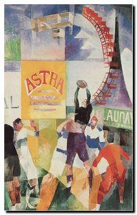 Robert Delaunay, La grande roue