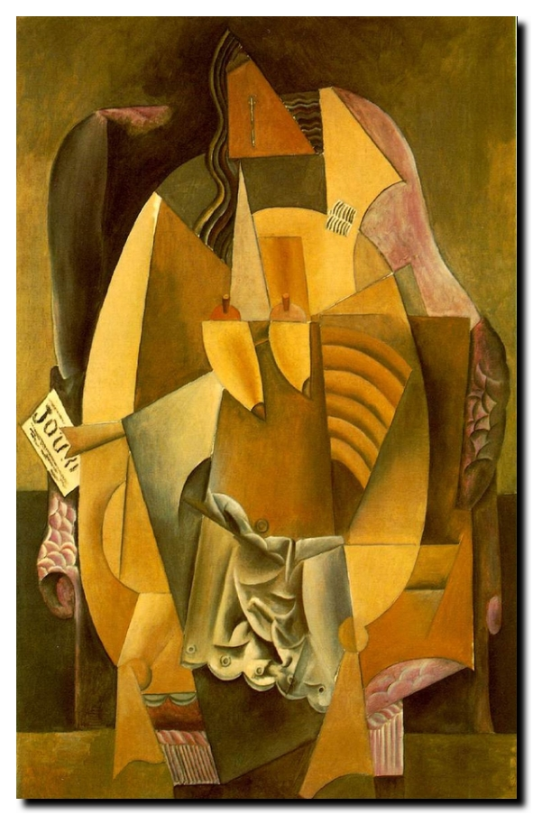 Picasso_femmeassise