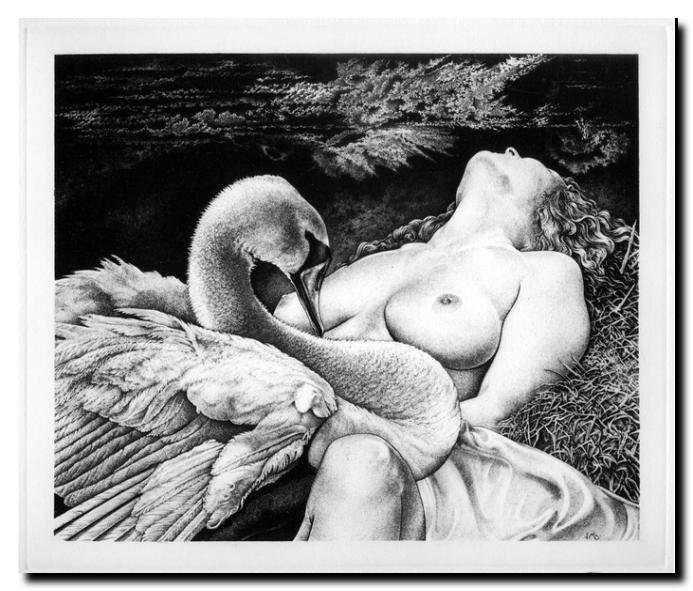 Jean Martin-Bontoux Pour l'amour de Zeus
