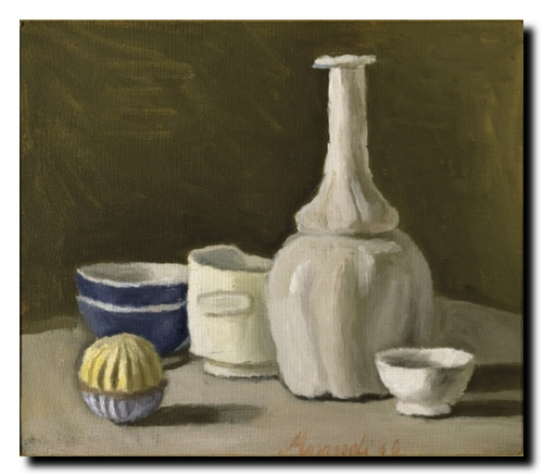 Morandi | Nature morte