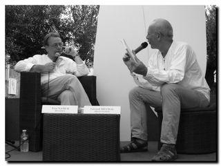 Yves Namur et Gérard Meudal - © PPKobel