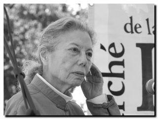 Françoise Hàn, Marché de la poésie 2011 - © PPierre Kobel