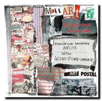 Mail art nouveaux delits