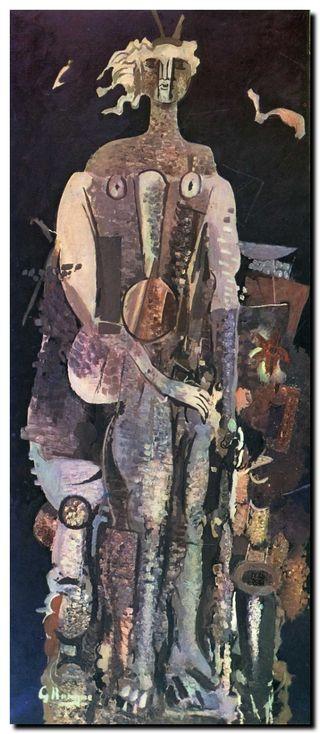 Georges Braque, la nuit