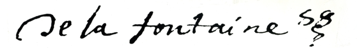 Signature jdlfontaine
