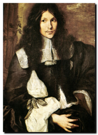 Nicolas Fouquet par Sébastien Bourdon