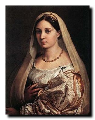 Raphael | La Velata
