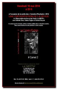 Les Carnets d'Eucharis # Carnet 2