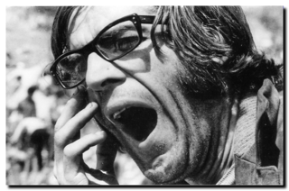 André Laude au festival de Biot en 1970