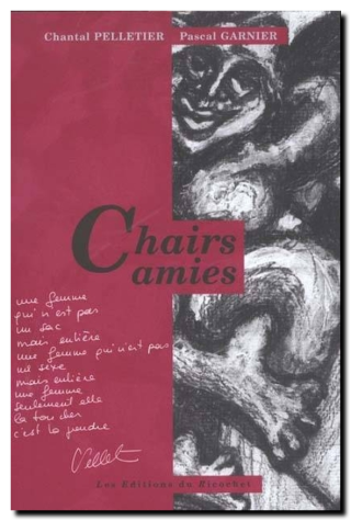 Chantal Pelletier | Chairs amies